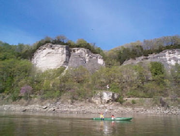 Missouri River Canoe Amp Kayak Float Trips Amp Tours Mighty